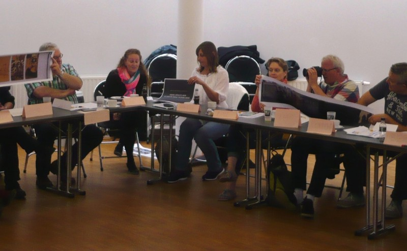 Rencontres danoises à la COJ