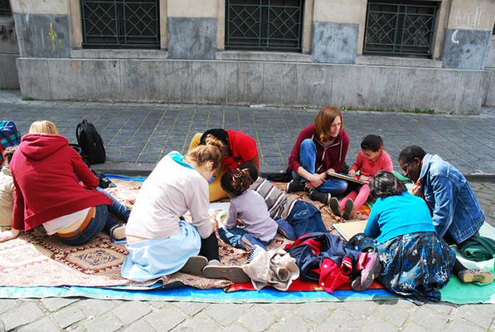 ATD Quart Monde Jeunesse Wallonie-Bruxelles ASBL