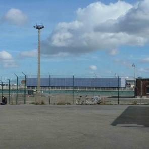 Calais - lieu d'aide aux migrants © Marzena Sowa