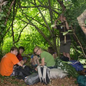 Jeunes et Nature_Halanzy 2013 camp