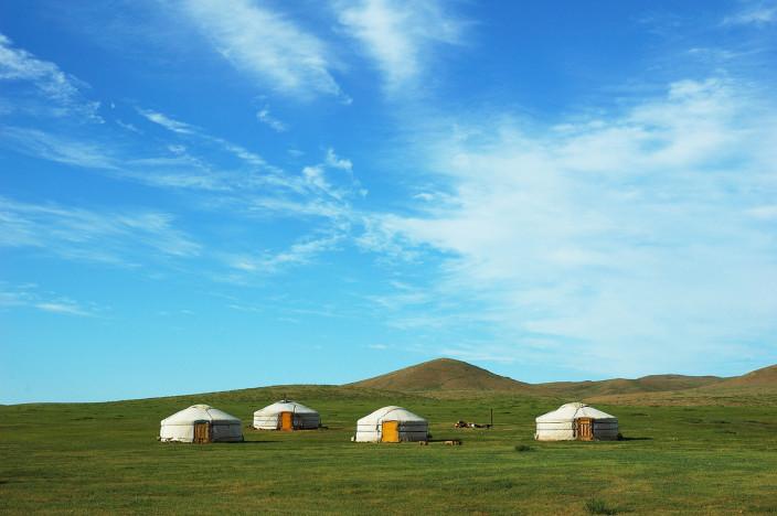 2008 Mongolie Luca De Franceschi