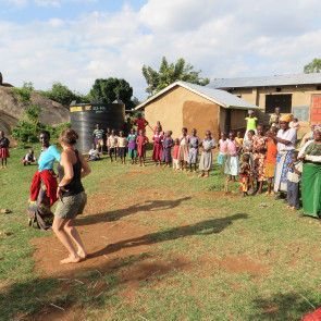 2013 Kenya Noémie Grailet