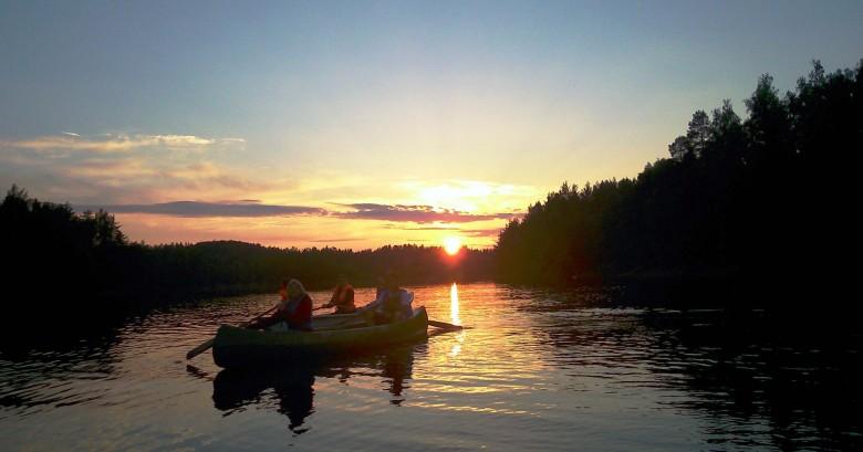 Estelle Vanderhulst, Finlande, du 6 au 13 juillet, Juupajoki