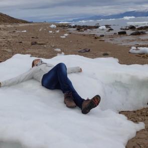 France-Emmanuelle Lurot - Groenland, GREENLANDIC CHILDREN - TIME OF THEIR LIVER du 16 juillet au 13 août 2014