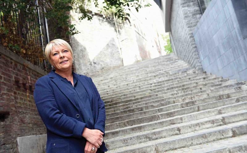 LiËge Isabelle Simonis pour le parlons politique