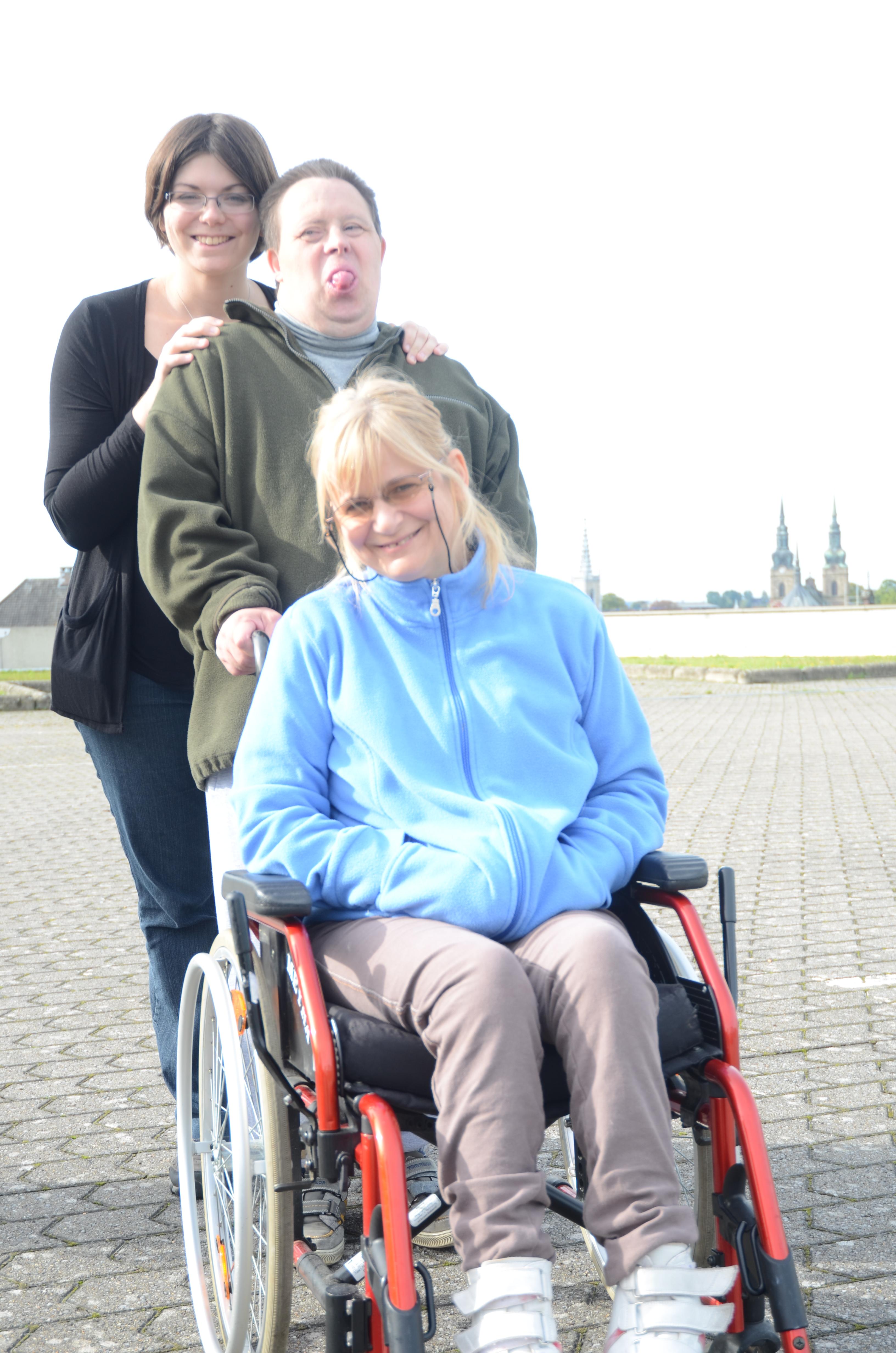 Rencontre handicap leger