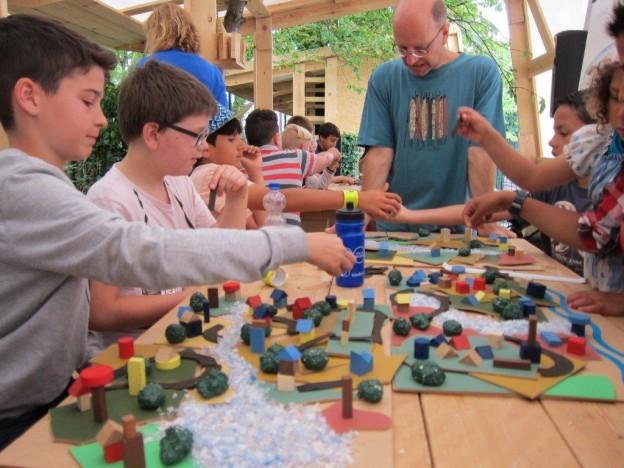 Les changements climatiques expliqués aux enfants, un atelier CJB