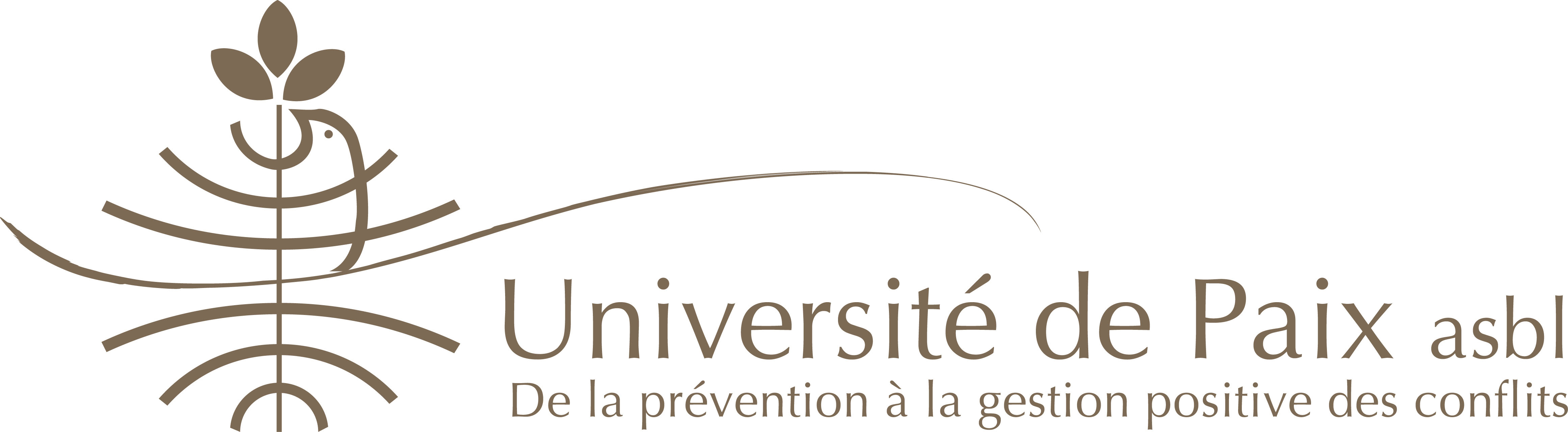 UP Université de Paix Asbl