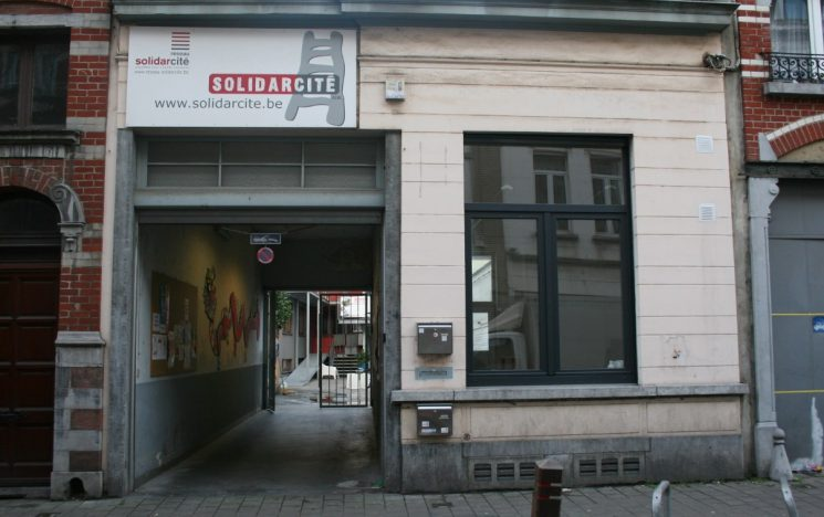 Local Solidarcité- facade