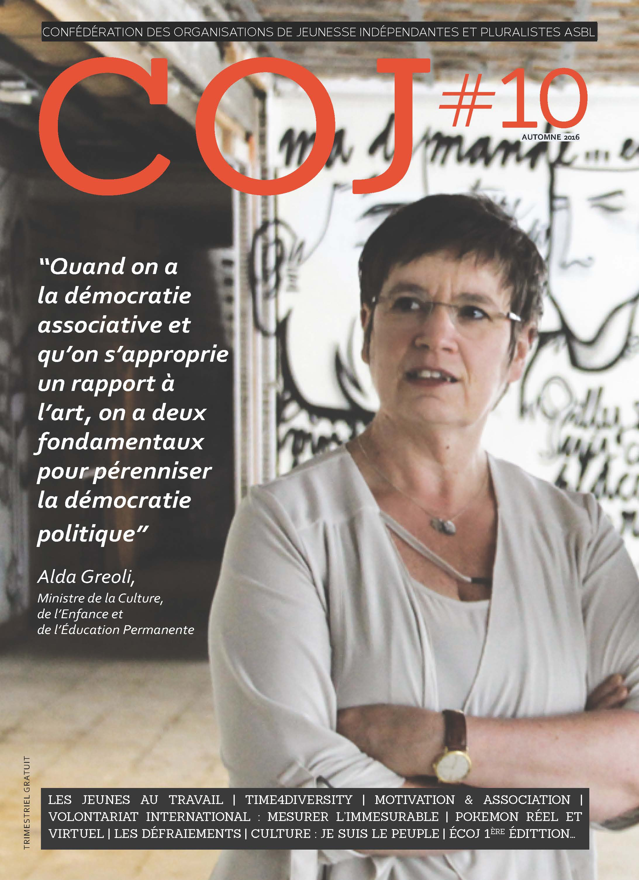 LE COJ 10 - cover