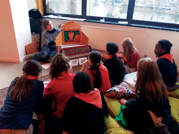 ATD Quart Monde Jeunesse Wallonie-Bruxelles