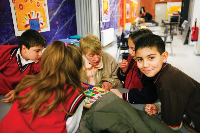 FFEDD - Fédération Francophone des Ecoles de Devoirs