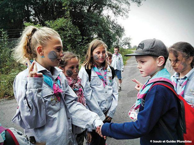 SGP - Scouts et Guides Pluralistes de Belgique